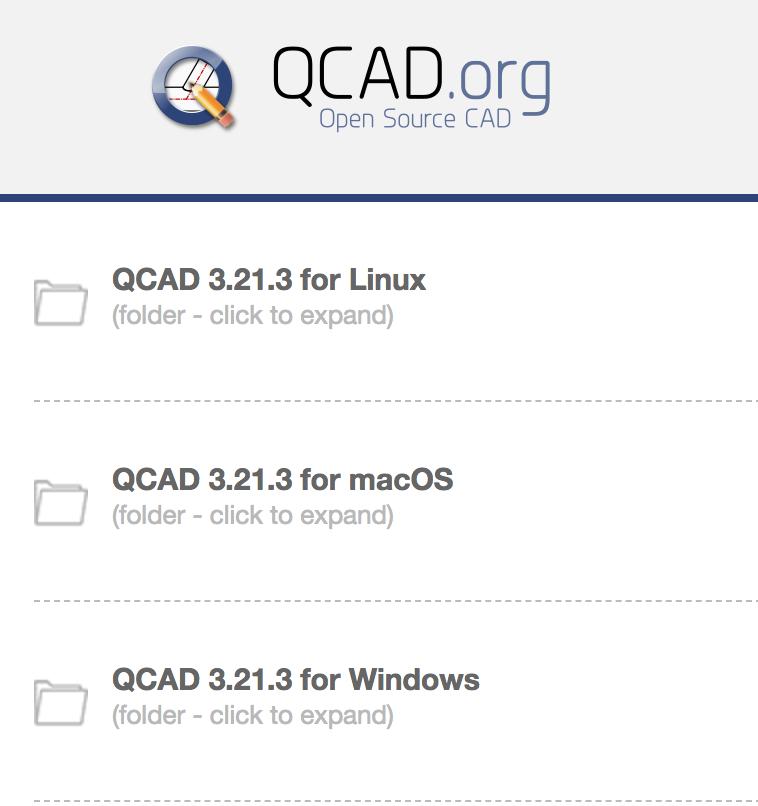 QCAD - QCAD